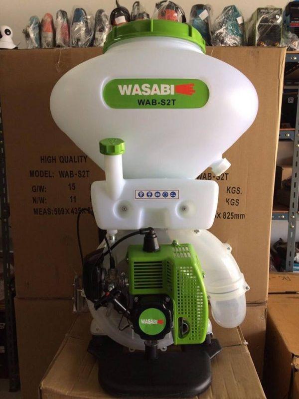 เครื่องพ่นเม็ดปุ๋ย WASABI 1