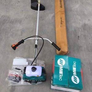 เครื่องตัดหญ้า MillTec SH411 เครื่อง2จังหวะ 2