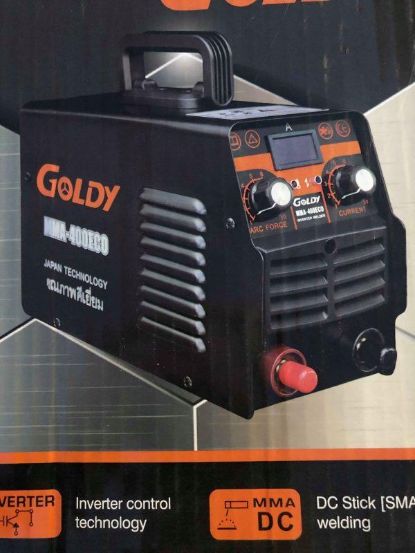ตู้เชื่อม Goldy MMA-400ECO 1