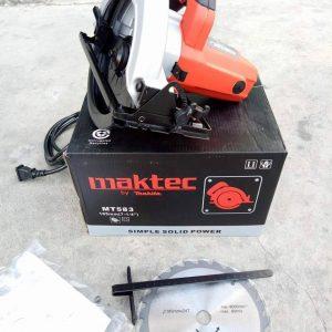 เลื่อยวงเดือน MAKTEC 7 นิ้ว MT583 4