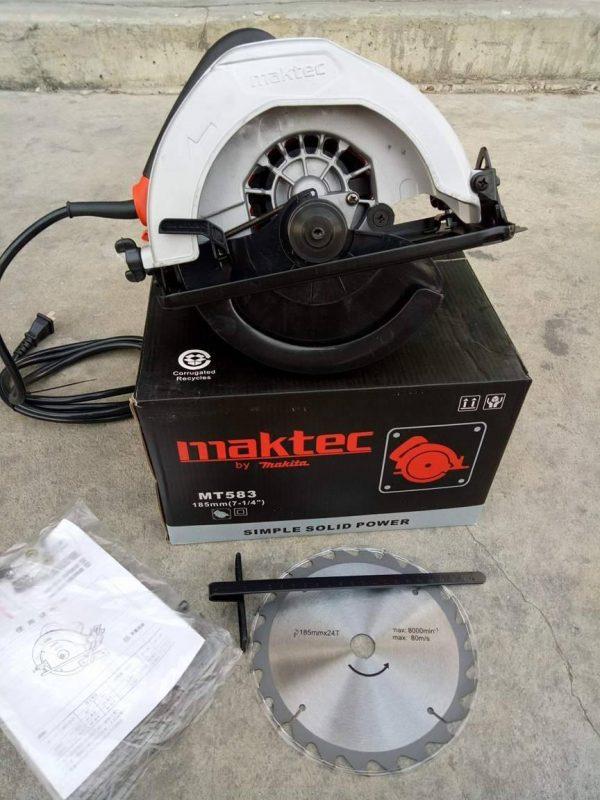 เลื่อยวงเดือน MAKTEC 7 นิ้ว MT583 3
