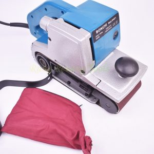 เครื่องขัดกระดาษทราย-สายพาน(รถถัง) 4นิ้ว BONCHI 3