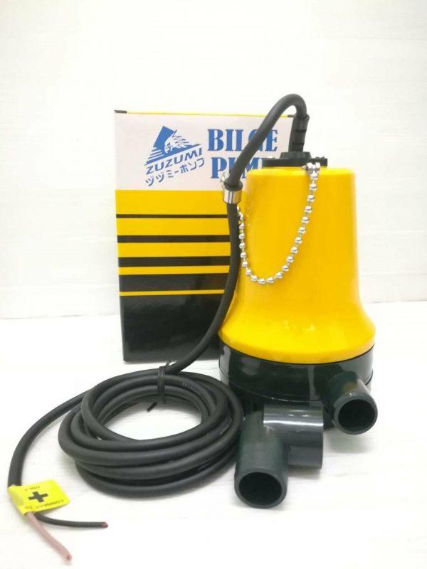 ปั๊มน้ำDC-12V รุ่น BL-2512S (ยี่ห้อ ZUZUMI ) 1