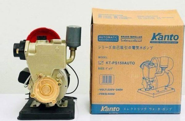 ปั๊มน้ำอัตโนมัติ kanto รุ่น KT-PS-150 Auto (งานญี่ปุ่น 2