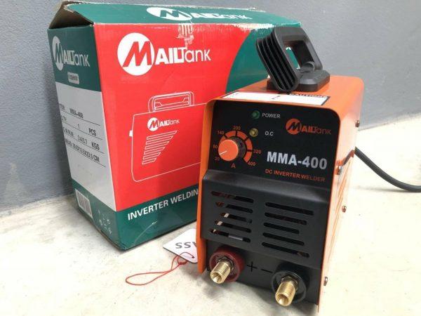 ตู้เชื่อมจิ๋วอินเวอร์เตอร์ MAIL TANK 400A 2