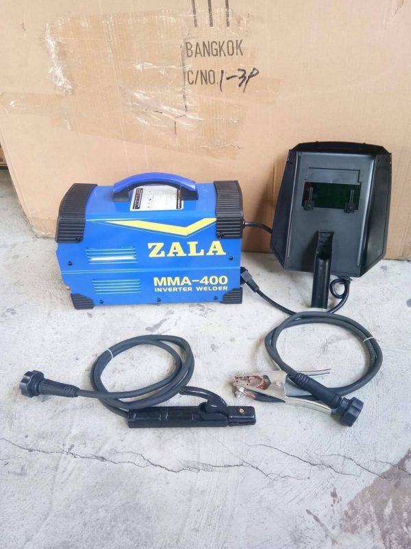 ตู้เชื่อมอินเวอร์เตอร์ ZALA  MMA-400A 1