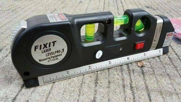 อุปกรณ์วัดระดับน้ำเลเซอร์ 1