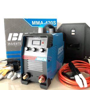 ตู้เชื่อม BKK 3 ปุ่ม. MMA -420 s 5