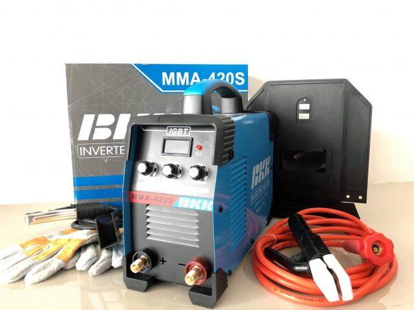 ตู้เชื่อม BKK 3 ปุ่ม. MMA -420 s 1