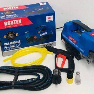 ปั๊มอัดฉีด BOSTEN 250 Bar ล้างรถ Car Wash แรงดันสูง มาตรฐาน USA 19