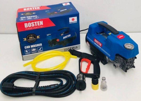 ปั๊มอัดฉีด BOSTEN 250 Bar ล้างรถ Car Wash แรงดันสูง มาตรฐาน USA 1