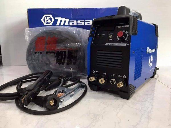 ตู้เชื่อม masaki TIG-400A 1