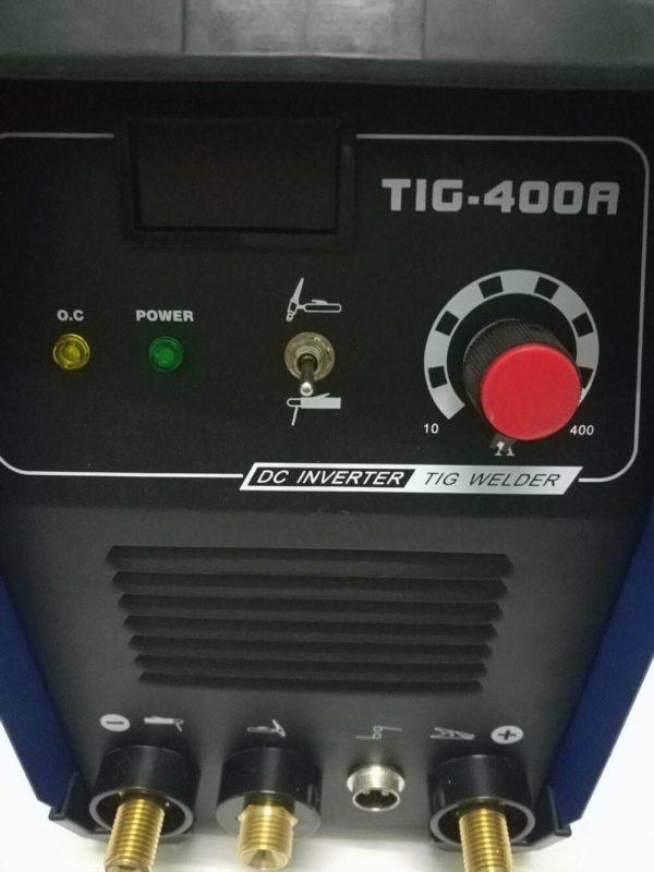 ตู้เชื่อม masaki TIG-400A 2
