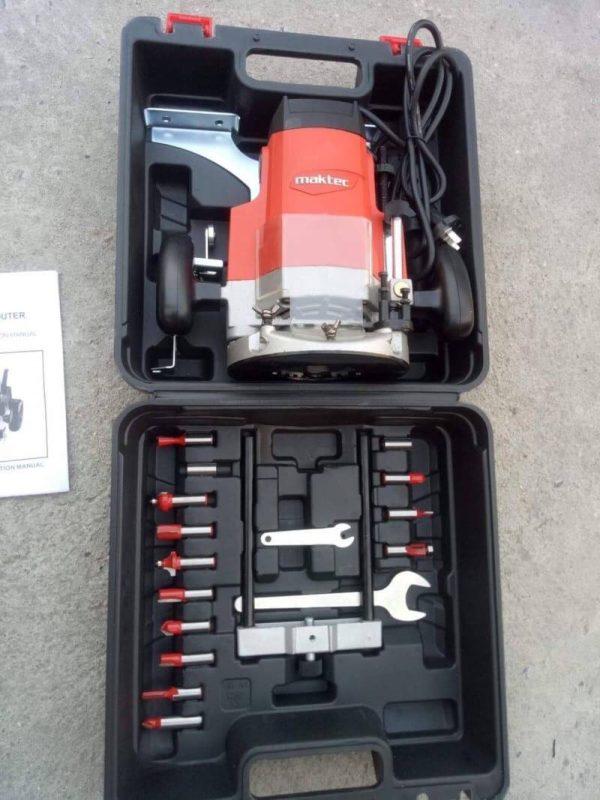 ชุดเร้าเตอร์ Maktec รุ่น MT 362 พร้อมดอก งานป้าย 5